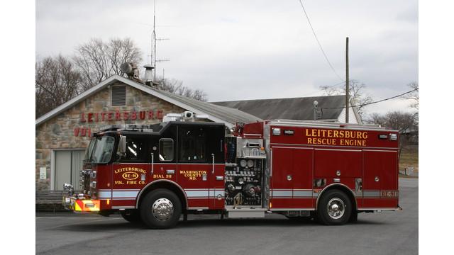 Showcase: Leitersburg, Md., Rescue Engine 9-1