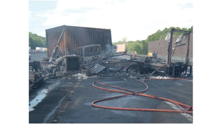 Not Your Average Vehicle Fire: Commercial Vehicle Tactics