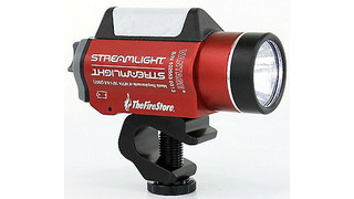 Streamlight and TheFireStore.com Go Red with Vantage Helmet-Mounted LED Light