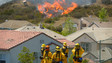 Large, Dangerous Calif. Wildfire Continues to Grow