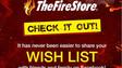TheFireStore.com Launches New Facebook App