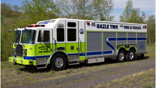 Showcase: Hazel Township (Pa.) Rolls With Rescue 141