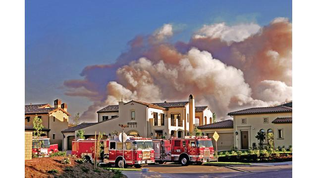 Wildfire Season in California