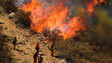 S. Calif. Fire Forces Evacuation of Mountain Town