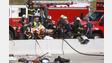 Three Dead, Dozens Injured When Bus Flips in Indy