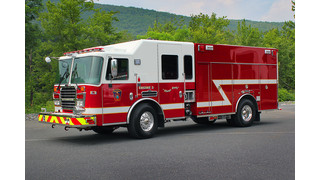 Showcase: New Pumper Rolls Into Westminster, Mass.