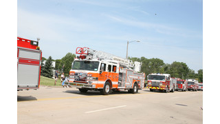 Pierce Celebrates 100 Years of Building Fire Apparatus
