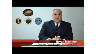 American Plaque Company Corporate Video 2013