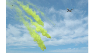 New Aerial Firefighting System Finishes Successful Tests