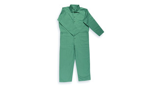 Grainger Offers Flame-Retardant Coveralls