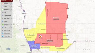 Rhodium Suite Aids in Management of Colorado's Most Destructive Wildfire