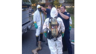 Hazmat Studies: Fire and Police Combine For Hazmat Response: Part 2