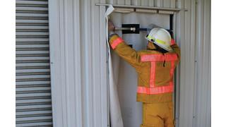 Tempest Introduces Rapid Deployment Smoke/Air Flow Barrier