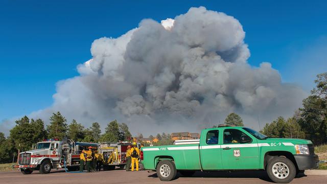 Colorado's Black Forest Fire