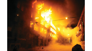 Fire Studies: Fighting Fires In Heavy-Timber Buildings