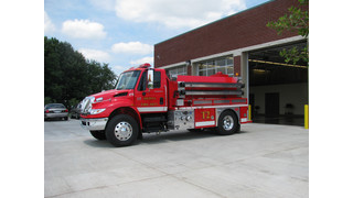 Showcase:Medina, Tenn. Puts Tanker 2 in Service