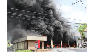 On the Job Pennsylvania: Fire Destroys Fire Station, Apparatus and Equipment
