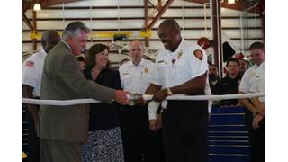 SAFD Opens Services & Logistics Facility