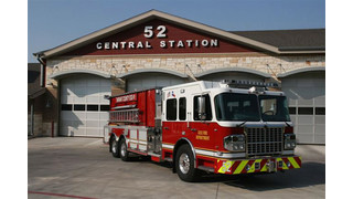 Showcase: Big Pumper/Tanker Protects Texas Town