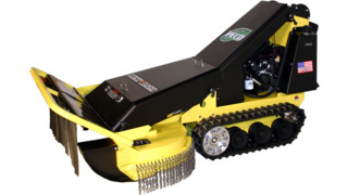 New PECO Brush Blazer is Industry's Only Mid-Sized Brush Cutter