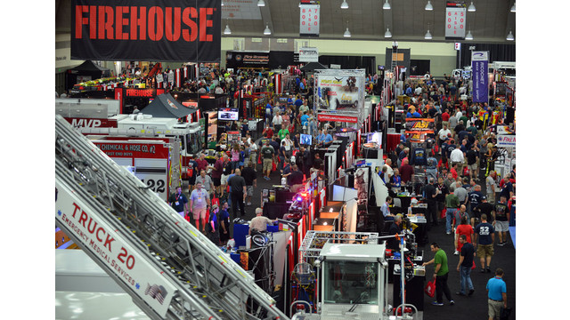 Ballam: New Products Debuted at Firehouse Expo
