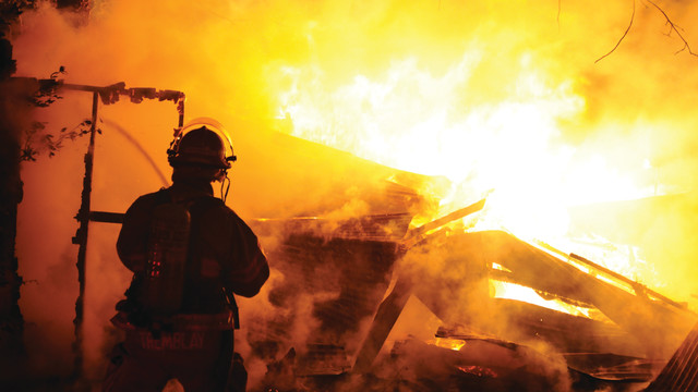 Safety & Survival: Three Deadly Surprises Killing Firefighters