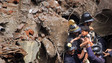 Building Collapses in India; Dozens Feared Trapped