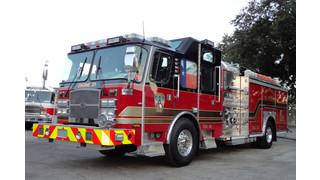 Showcase: Atascocita, Texas Rolls With New Rescue Pumper