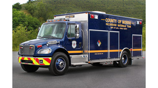 Showcase: New Hazmat Rig Delivered to Morris County, N.J.