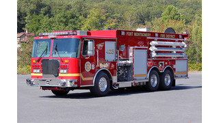 Showcase: Unique Tanker Delivered to Fort Montgomery, N.Y.