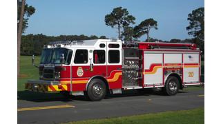 Showcase: New Rescue Pumper Pulls Into Pasco County, Fla.