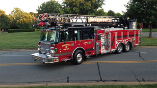 Showcase: Huntsville, N.C. Reaches New Heights With Ladder 1