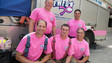 Photos: Firefighters Go Pink for Breast Cancer