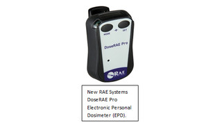 RAE Systems Introduces New Radiation Detection Units