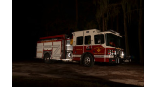 Showcase: Engine 40 Rolls Into Heilbron, Fla.