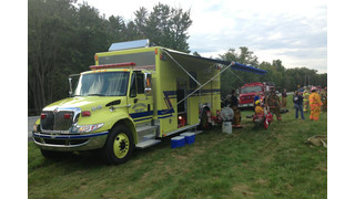 Showcase: S. Plattsburgh, N.Y., Adds Air/Rehab Rig to Fleet