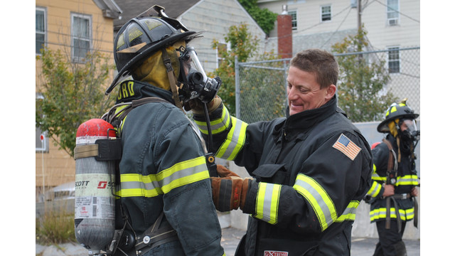 20 Tough Questions sidebar: Fire Department Partners with School District To Teach Firefighting to High School Students