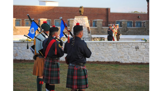 PIPERS PLAYING