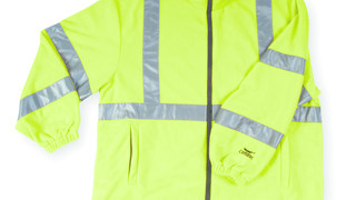 Grainger Introduces New, Reflective Winter Work Jacket