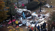 Chopper Crashes, Kills Pilots After Clipping Seoul High-Rise