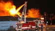 Photo Story: Mich. Firefighters Battle Vacant Dwelling Fire
