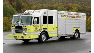 Showcase: Heavy Rescue Makes Way to Copaigue, N.Y.