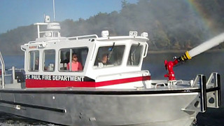 Showcase: St. Paul (Minn.) Has New Marine Response Unit