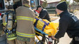 Photo Story: Fort Worth Crews Rescue Fire Victim