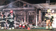 Photo Story: Officials Call Md. House Fire Arson