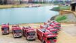 Seven Pierce Arrow XT Pumpers Delivered to Memphis