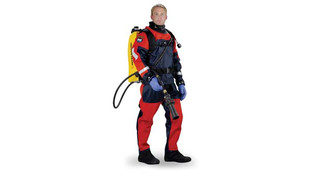 DUI TLS350 Public Safety Drysuit