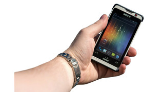 Nautiz X1 ultra-rugged Android smartphone