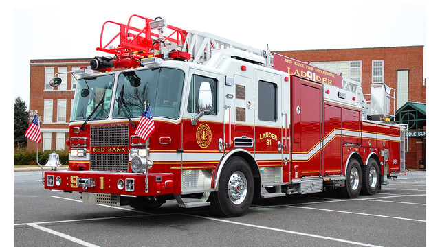 Showcase: Red Bank (N.J.) Puts New Aerial in Service