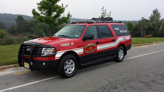 Fire Command Sport Utility Vehicle
